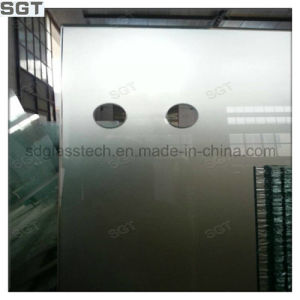6-12mm Cutting Size Polished Float Toughened/ Tempered Glass Panel pictures & photos