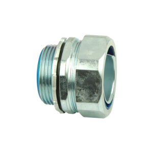 """Inner Tooth Connector, Flexible Conduit Connnector, Conduit Fittings Sizes: 3/8"""" pictures & photos"""
