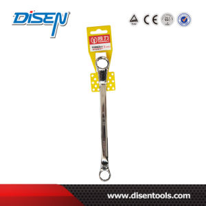 Ordinary Chrome Chinese Elevator Offset Ring Wrench