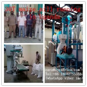 Corn Grinder Maize Grinding Hammer Mill (HDF) pictures & photos