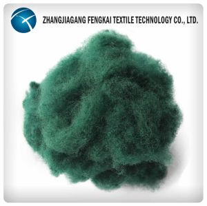 100% Recycled Polyester Staple Fiber pictures & photos