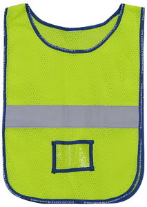 Reflective Safety Vest with One Pocket pictures & photos