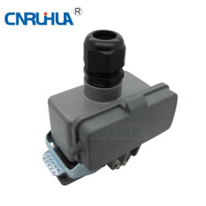 Multi Funtional OEM Cnruihua Heavy Duty Industrial Connector pictures & photos