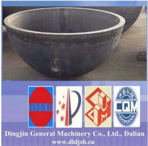 Pressure-Vessel-Hemispherical-Head-with-Good-Shape pictures & photos