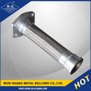Braided Flexible Metal Pipe with Thread End pictures & photos