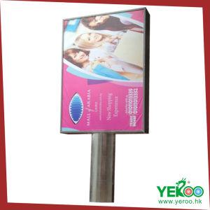 Steel Structure LED Flex Banner Advertising Backlit Billboard pictures & photos
