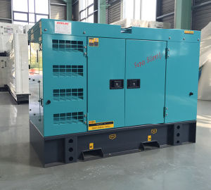 Top Supplier China Silent Diesel Generator 12kw/15kVA (GDY15*S) pictures & photos