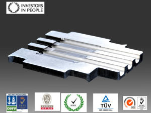 Aluminium/Aluminum Extrusion Profiles for Decoration pictures & photos