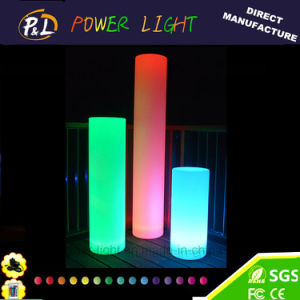 Color Changing Decorative Furniture Lamp LED Round Pot pictures & photos