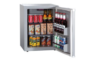 New 30L Silver Hotel Silent Fan Cooling Refrigerator Foamed Door Xc-30 pictures & photos