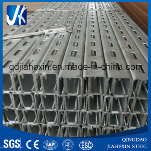 C Purlin for Prefabricated Steel Structure Buildings Jhx-W0090 pictures & photos