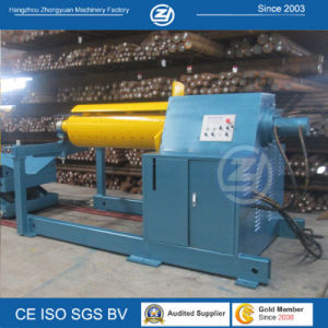 10 Ton Hydraulic Steel Sheet Uncoiler with Coil Car pictures & photos