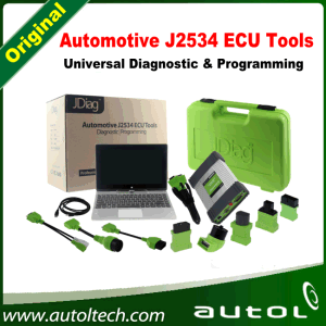 2016 Newest Original Jdiag Elite J2534 Professional Diagnostic and Coding Programming Tool for USA, Europe and Japan Cars pictures & photos