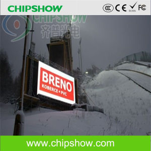 Chipshow Large P10 Outdoor Full Color LED Display pictures & photos