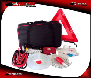 Quality Car Safety Kit with Warning Triangle (ET15022) pictures & photos