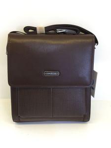 Guangzhou Suppliers Designer Leather Men Business Attache Case Handbag Set (8311-2)