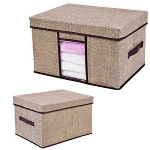 Eco-Friendly Foldable Fabric Storage Box pictures & photos