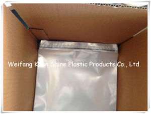 LDPE Open Ended Bags with Diagore Corner pictures & photos