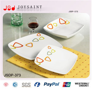 Hot Selling Squared Dinner Set (JSD116-S025) pictures & photos
