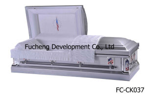 2016 The Most Popular Steel Casket with Best Quality pictures & photos