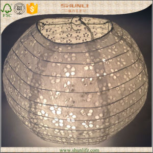 Wholesale Hanging Decororative Paper Lanterns for Christmas Decoration