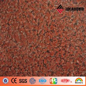 PVDF Stone Finish Aluminum Composite Panel for Exterior Wall Cladding pictures & photos