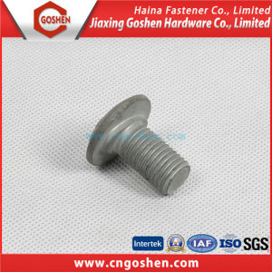 High Strength Gr8.8 HDG Guardrail Bolt & Nut pictures & photos
