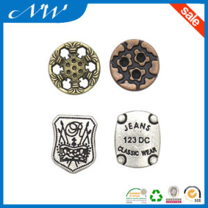 Classical Fashion Metal Alloy Rivet for Jeans