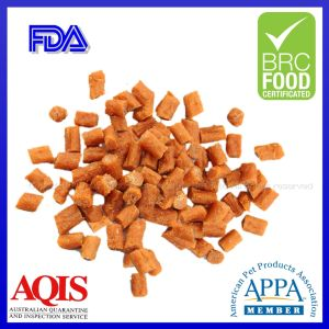 Natural Pet Treats Cats Snacks Bites Manufacture Salmon Chips pictures & photos