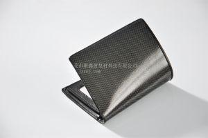 Carbon Fiber Wallet Leather Wallet