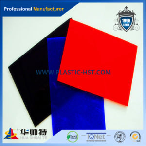 Hot Sell Non Transparent Coloured Cast Acrylic Sheet pictures & photos