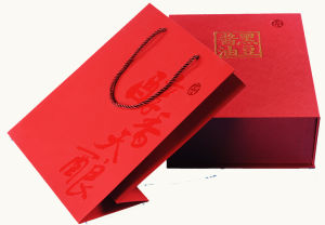 Full Color Cardboard Box Printing with Special Shape (DPB003) pictures & photos