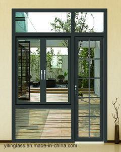 Morden Designed Aluminum Casement Door Window pictures & photos