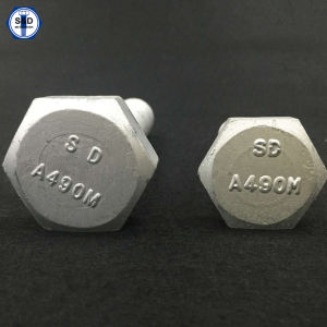 High Strength Bolts A490m Dacromet 1000h pictures & photos