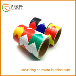 Truck Vehicle Adhesive Reflective Tape pictures & photos