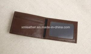 High End Designer Short Calf Leather Billfold Wallet for Men pictures & photos