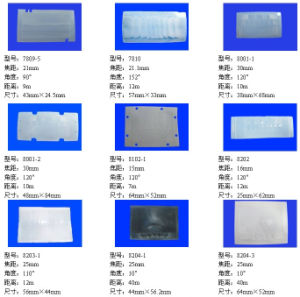 Fresnel Lens for Pyroelectric Infrared Sensor Human Detector pictures & photos