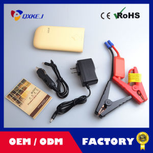 12V Rechargeable 5400mAh Flashlight Emergency Power Supply Auto Starter pictures & photos