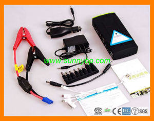 Auto Mobile Charger Power Bank with Jump Starter pictures & photos
