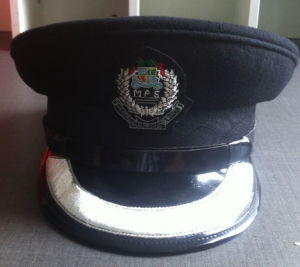 Police Working Cap of Malitary Uniform pictures & photos
