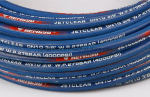 High Performance Rubber Washing Hose for Water Pressure Washer pictures & photos