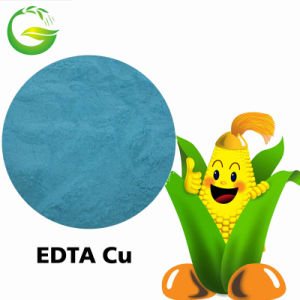 Water Soluble Fertilizer EDTA Copper for Agriculture pictures & photos