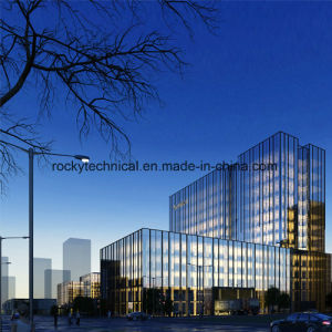 Stick Glass Curtain Wall Project pictures & photos
