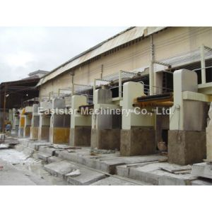 Marble Block Gang Saw & Stone machinery pictures & photos