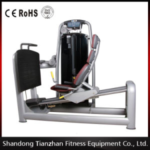 Commercial Gym Equipment Tz-6016 Horizontal Leg Press Fitness Equipment Machine pictures & photos