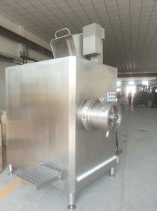 Meat Mincer with Differ Diameter Hole Knife pictures & photos