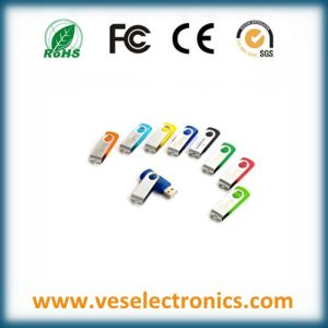 USB Stick Swivel/Capless Custom USB Flash Driver USB Flash Stick pictures & photos