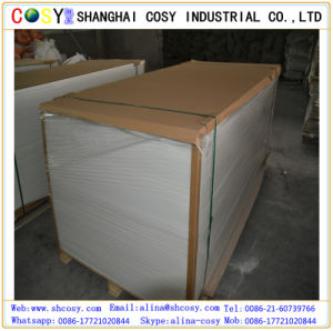 High Glossy PVC Foam Board for Printing / Engraving / Cutting / Sawing pictures & photos