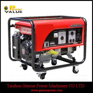 2kw 50Hz 220V Single Phase Gasoline Engine Generator pictures & photos