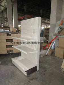 Popular American Style Market Madix Gondola Supermarket Shelf by Manufacturer pictures & photos